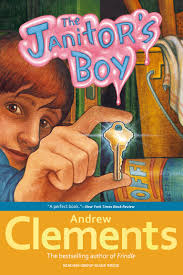 the janitor s boy book by andrew clements brian selznick cvr9780689835858 9780689835858 hr the janitor s boy