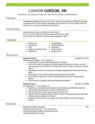 registered nurse skills list registered nurse resume sample study anatomy pinterest