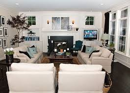 living room layout with tv family room battle fireplace vs flat screen tv fireplaces on living