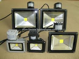 led flood light fixture indoor