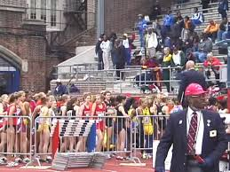 runnerspace com pa videos girls m hurdles championship girls 4x800m small schools penn relays 2000 length 01 02 views 472