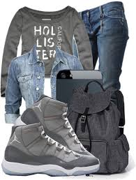 air jordan shoes for girls grey. 30 cute outfits ideas to wear with jordans for girls swag air jordan shoes grey i