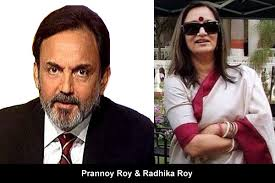 SAT Stays SEBI Order Barring NDTV Promoters Prannoy Roy, Radhika Roy From  Capital Market And Top Managerial Posts