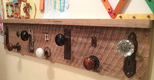 Decorative Coat Rack With Shelf Classy Decorative Coat Rack From Found Objects Hometalk