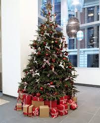 Office Christmas Trees Plantforce Office Plants London