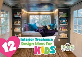 Kids treehouse inside Kids Bed You Have An Amazing Kids Treehouse Built And Now You Need Interior Design Ideas Dont Know Where To Start Or What Style To Pick Busy Bee Lifestyle 12 Interior Treehouse Design Ideas For Kids Treehouse Pros