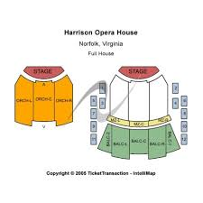 Harrison Opera House Seating Chart Harrison Opera House Events And Concerts In Norfolk