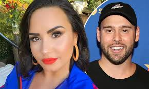 <b>Demi Lovato</b> comes to Scooter Braun's defense in Taylor Swift feud ...