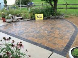 Backyard Paver Designs Mesmerizing Small Relaxing Paver Patio By Water Garden Installed By Ryan's