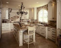 antique white kitchen ideas. Winsome Antique Kitchen Ideas White Color Scheme Espresso Island