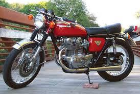 bruce cummings s 1973 honda cb450 classic japanese motorcycles