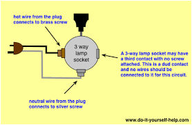 wiring diagram for a touch lamp wiring diagram schematics lamp switch wiring diagrams do it yourself help com