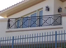 Modern Balcony Grill Designs For Iron, Wrought Iron Balconies .