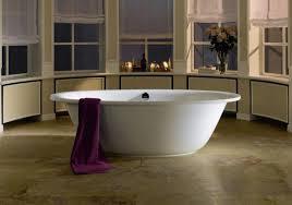 2 2 enameled steel bath bathtub in bathroom