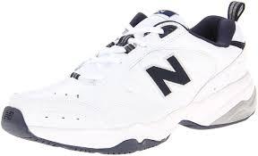new balance shoes white. amazon.com | new balance men\u0027s 624 speciality fitness \u0026 cross-training shoes white