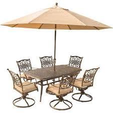 7 piece outdoor dining