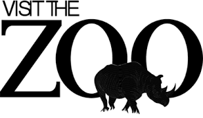 zoo sign clip art black and white. Contemporary Art Rhino Clipart Black And White  Library  Free Images With Zoo Sign Clip Art E