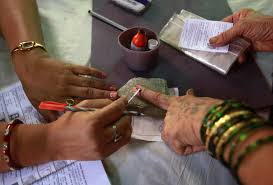 Jammu - And As 70 Ibtimes Kashmir India Ends Polling Records Turnout Assembly Elections