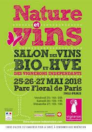 oui fm vous invite au salon nature et vins au parc fl du 25 au 27 mai