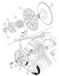 2000 2005 club car ds gas or electric club car parts & accessories Club Car Golf Cart Parts Diagram Club Car Golf Cart Parts Diagram #30 club car golf cart parts manual