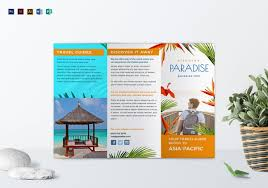 Brochure Templates On Microsoft Word 12 Free Download Travel Brochure Templates In Microsoft