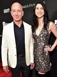 Jeff Bezos' Ex-Wife MacKenzie Scott Has ...