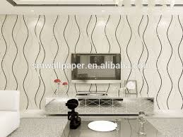 Small Picture High Quality Korean Home Decor Plain Pvc Wallpaper Buy Home