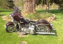 1982 harley davidson flh shovelhead in columbia station ohio