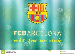 Mes que un club in catalan, or more than a club in english, is barcelona's motto. Barcelona Fc Slogan