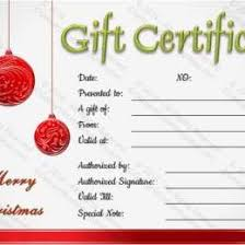 Holiday Gift Card Template Free Holiday Gift Certificates Templates 32261520093 Free Holiday