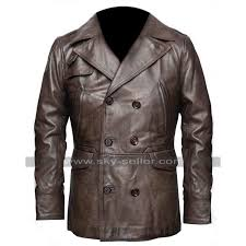 product features men s jacket genuine leather