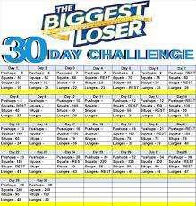Biggest Loser Workout Plan Pdf Anotherhackedlife Com