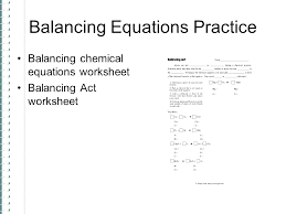 balancing chemical ions worksheet answers luxury