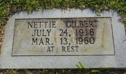 Nettie Gilbert (1916-1960) - Find A Grave Memorial