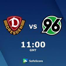Juli die auswärtspartie bei hannover 96. Dynamo Dresden Hannover 96 Live Ticker H2h Und Aufstellungen Sofascore
