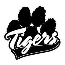 tiger paw clipart black and white.  Tiger Tiger Paw Design  Tigers Paw Print On Clipart Black And White D