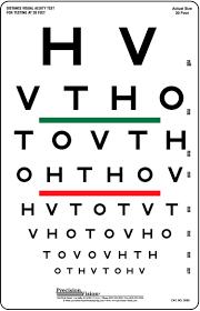 20 20 Vision Chart 23 Correct Snellen Chart Pdf 20 Feet