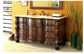 ornate bathroom vanities large image for single sink vanity cabinet model cf antique wall cabinets