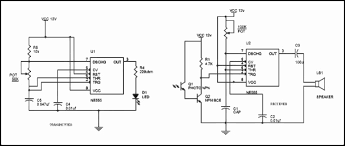 motion detector circuit diagram working and applications motion detector circuit diagram