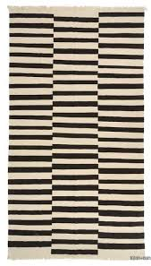 beige black new turkish kilim rug
