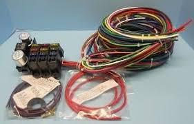 rebel wire 12 volt wiring harness 9 3 universal kit made in the image is loading rebel wire 12 volt wiring harness 9 3