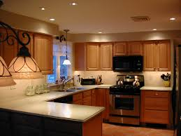 Recessed Led Lights For Kitchen Interior Led Recessed Lights With Stainless Steel Kitchen