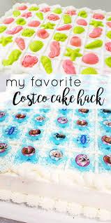 Costco Cake Designs 2019 My Favorite Costco Cake Hack Little Dove Blog