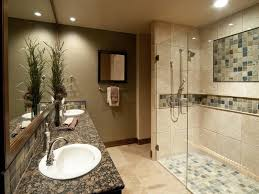 contemporary shower ideas for master bathroom with beautiful walk in shower  plus luxurious vanity units with