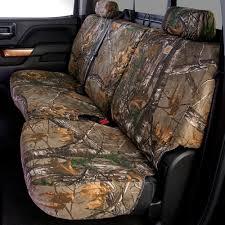 covercraft ssc2509caxb seatsaver carhartt 1st row realtree xtra