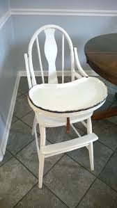 wooden high chair with tray antique wooden baby high chair with enamel tray jenny lind wooden wooden high chair