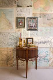 travel maps wall coverings you can even create your own ones showing your trips
