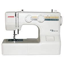 <b>Швейная машина janome my</b> style 100 — 54 отзыва о товаре на ...