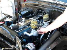 buick straight 8 running dual carbs and dual smithy exhaust buick straight 8 running dual carbs and dual smithy exhaust