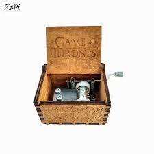 Engraved Wooden Music Box Game Of Thrones Game of Thrones Hand Engraved Wooden Music Box theme song gift for 21